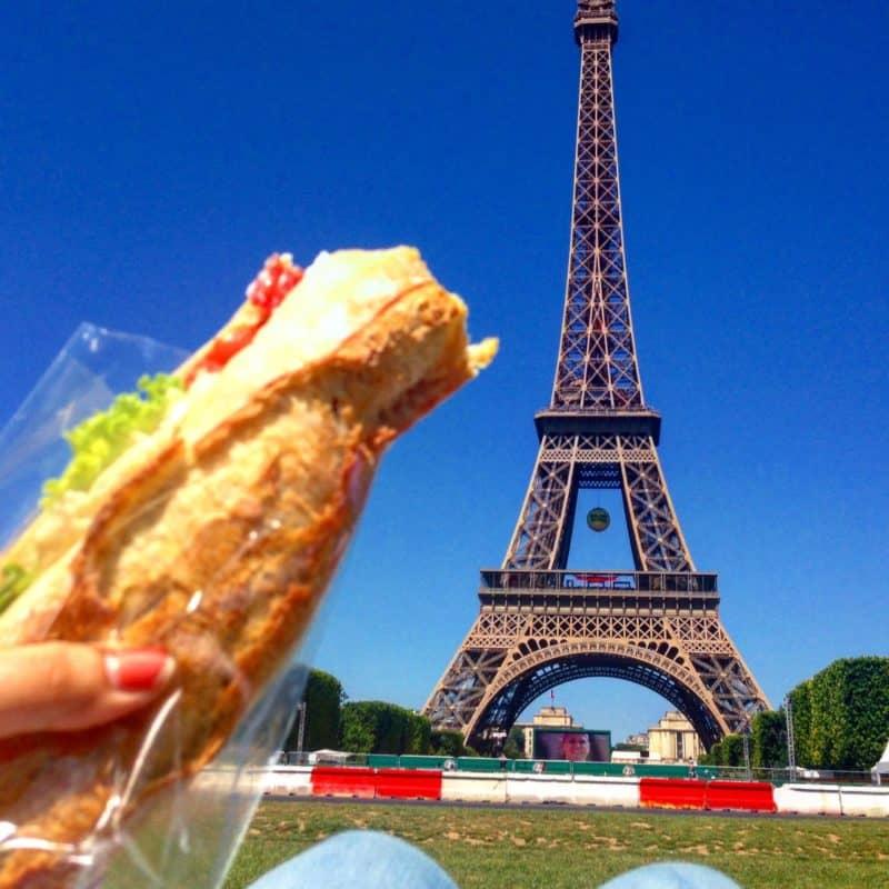 Eiffel Tower The Paris Guy tour