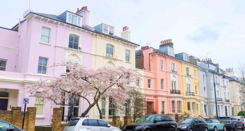 Walking Guide To Primrose Hill, Regents Park, Regents Canal & Camden in 3-4 Hours!