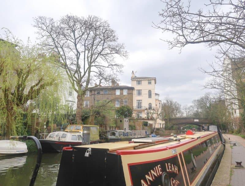 Primrose Hill Regents Canal