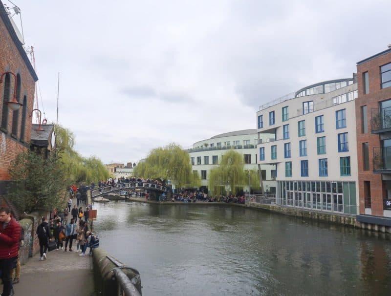 Primrose Hill Regents Canal Camden