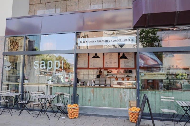 Vegan Cafes and Restaurants in Rotterdam