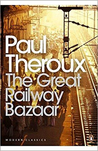 best books for backpackers great railway bazaar