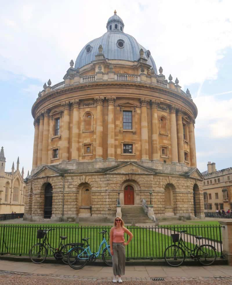 oxford things to do radcliffe camera