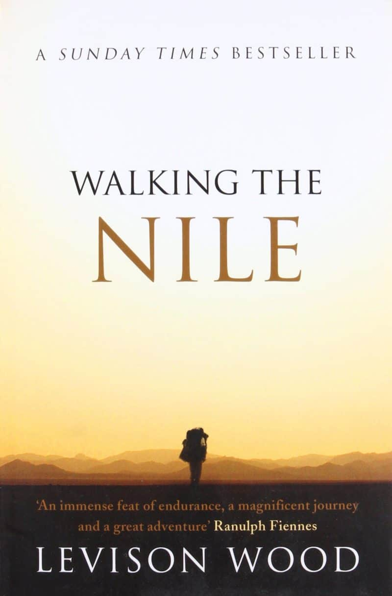 best books for backpackers walking the nile