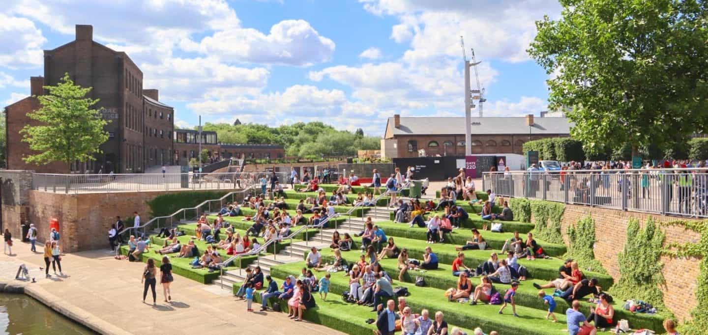 A Guide to the Perfect Day in Kings Cross & Euston, London.