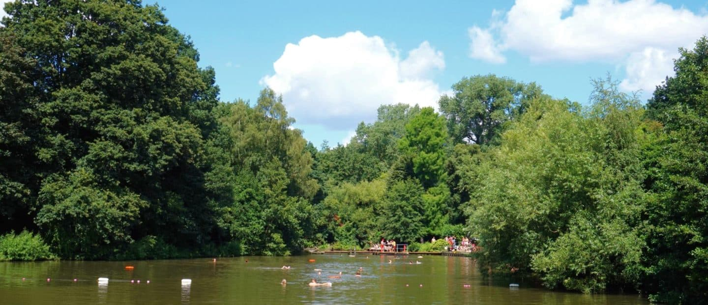 7 Tips to Help Plan Your Swim in the Hampstead Heath Bathing Ponds!