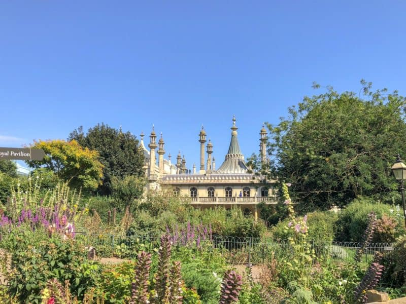brighton things to do on a day trip from London Brighton pavilion