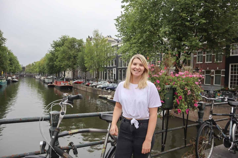 Amsterdam solo traveller