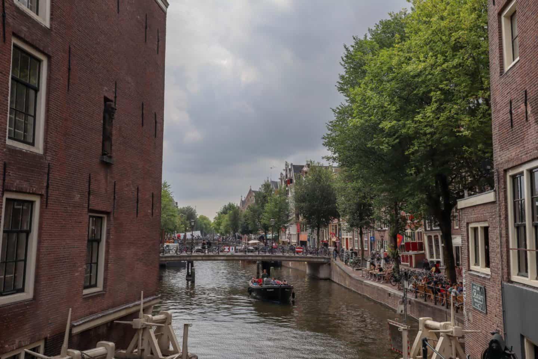Amsterdam zeedijk