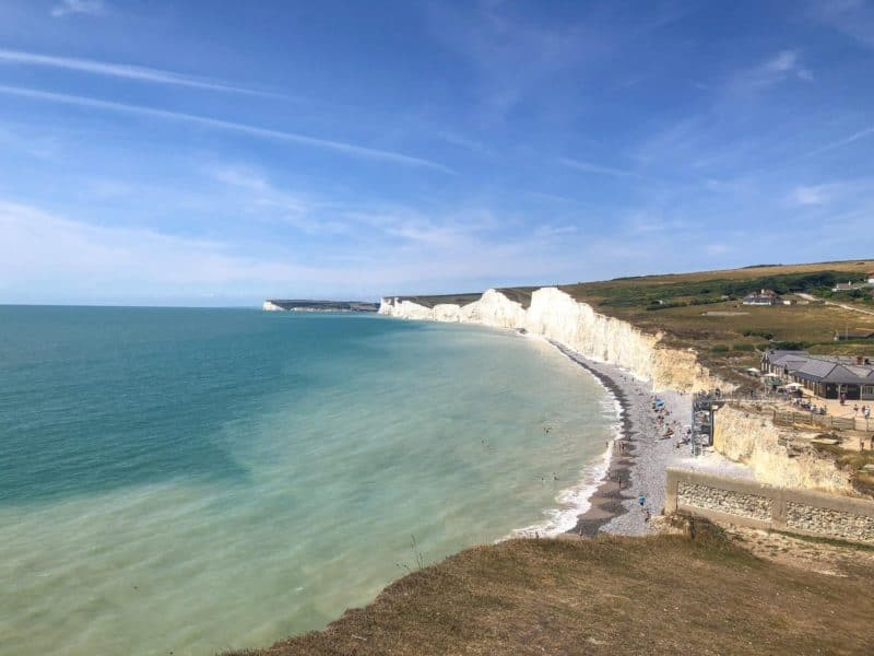 Seven Sisters Cliff day trip from london
