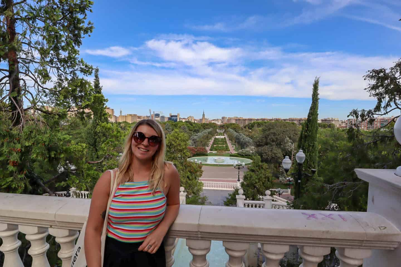 guide to Zaragoza spain park