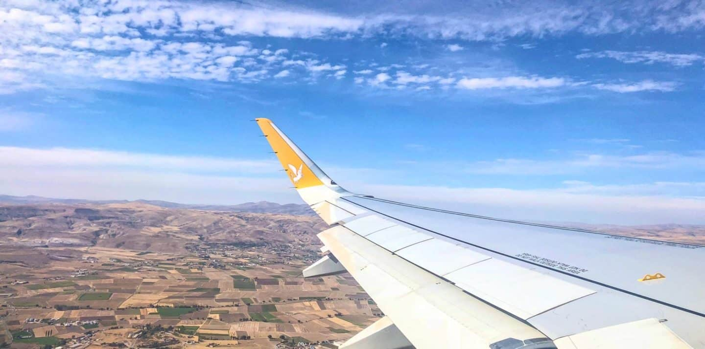 Flying With Pegasus Airlines – My Review & Information You Need To Know!