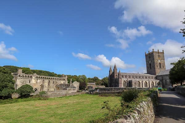 Things to do in Broad Haven Wales St David' Cathedral