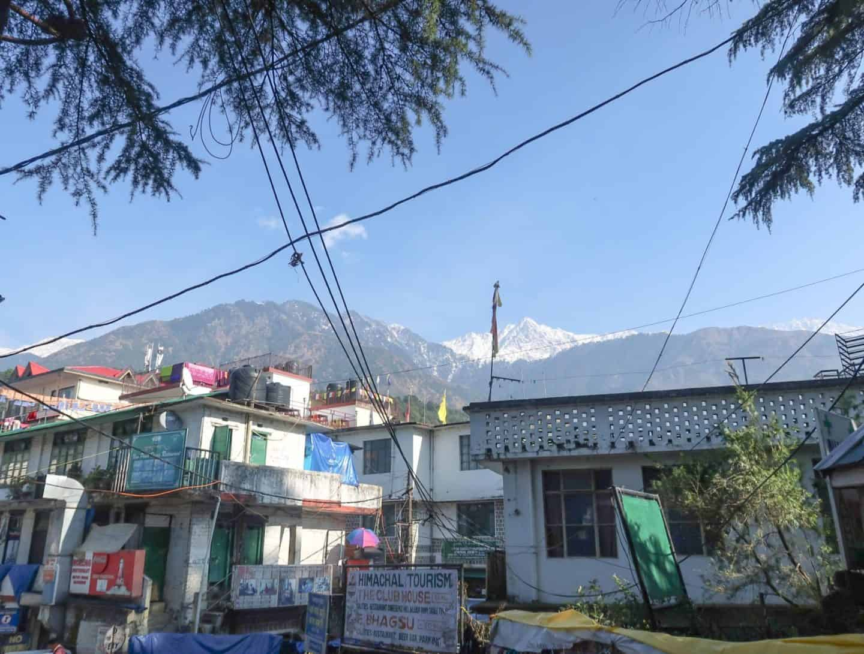 Dharamshala McLeod Ganj Travel Guide Mountains