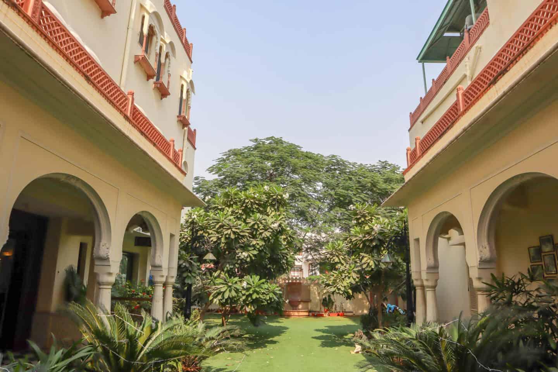 Shahpura House Hotel Jaipur Gardens