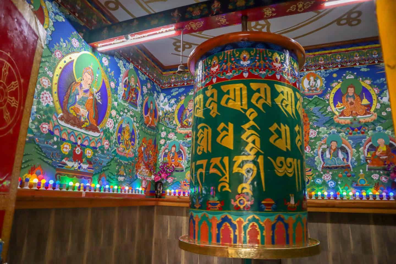 Dharamshala McLeod Ganj Travel Guide Dalai Lama Temple