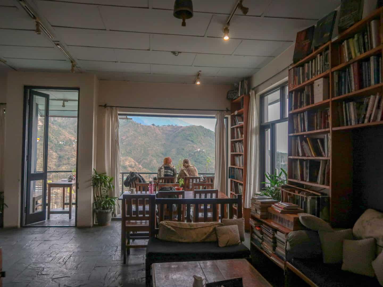 Dharamshala McLeod Ganj Travel Guide Cafes